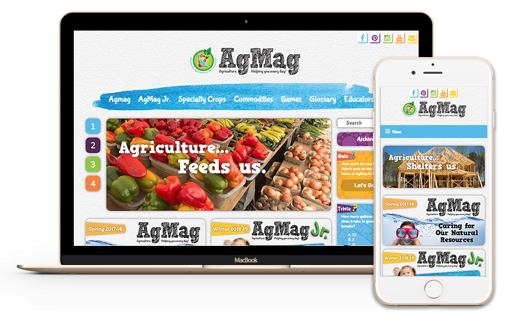 AgMag Website